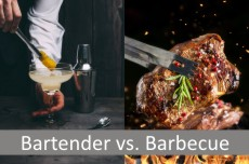 Bartender vs Barbecue