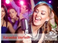 Karaoke Verleih
